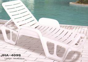 Victron White Sun Lounger,  JHA-4099