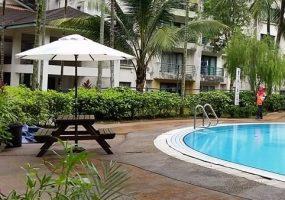 Pool Umbrella2