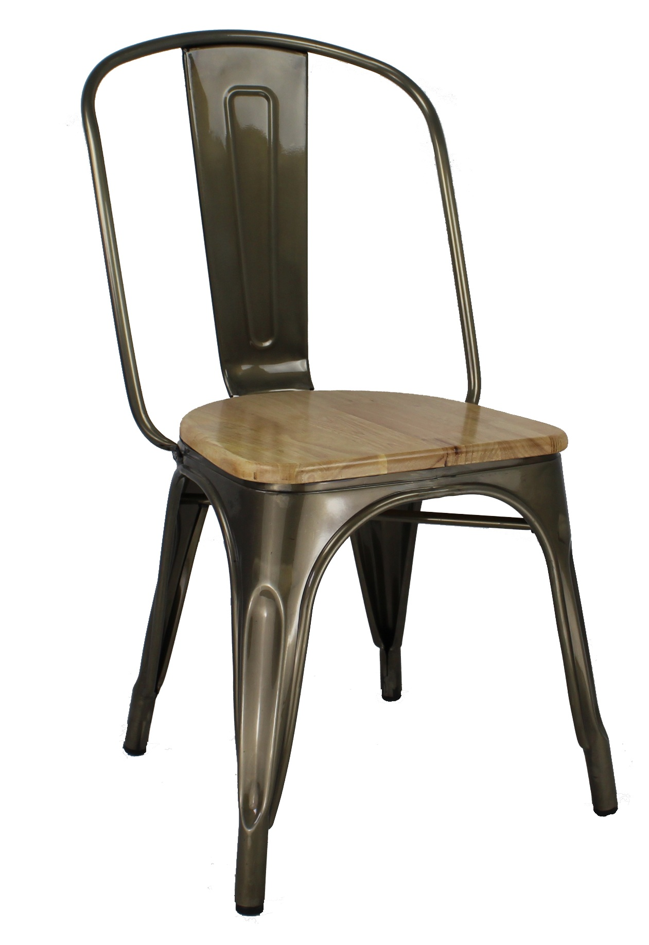 metal chair for restaurant