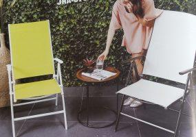 Casabella Folding Adjustable Chair, JHA-076
