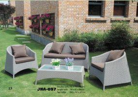 JHA 097 Garden Sofa Set