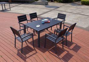 Polywood Dining Set, JHA-022B