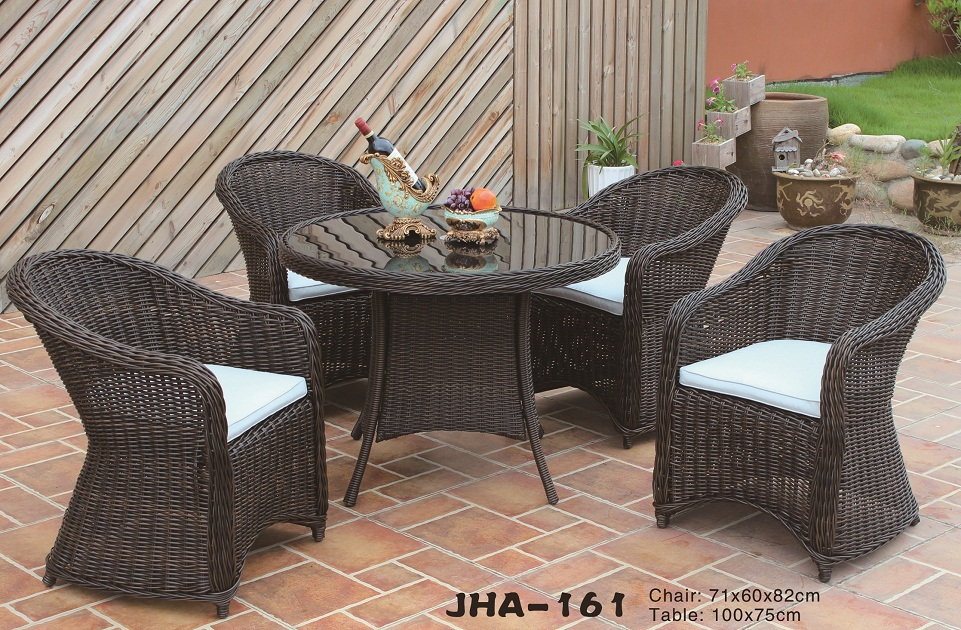 Royale Indoor Outdoor Dining Set