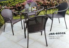 Outdoor Patio Dining Set ,  JHA-6052A