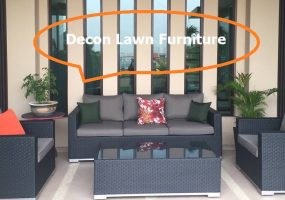 Patio Hotel Furniture