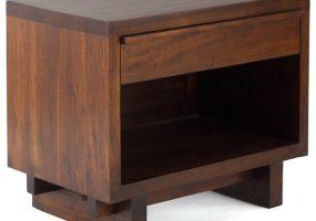Teakwood Bed Side Table