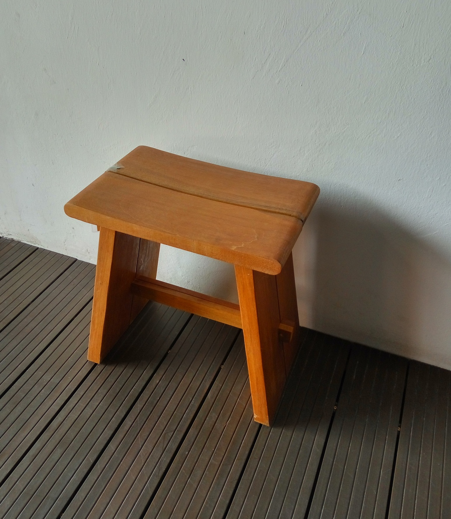Designer Stool Balau Designer Furniture Balau Furniture