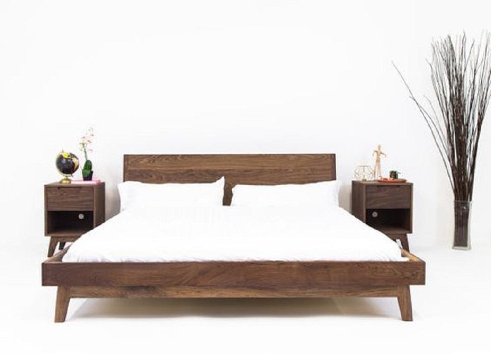 Retro Bed Frames Wood