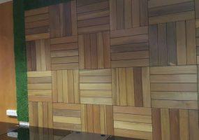 Wall Paneling Balau Wood , KTS-04