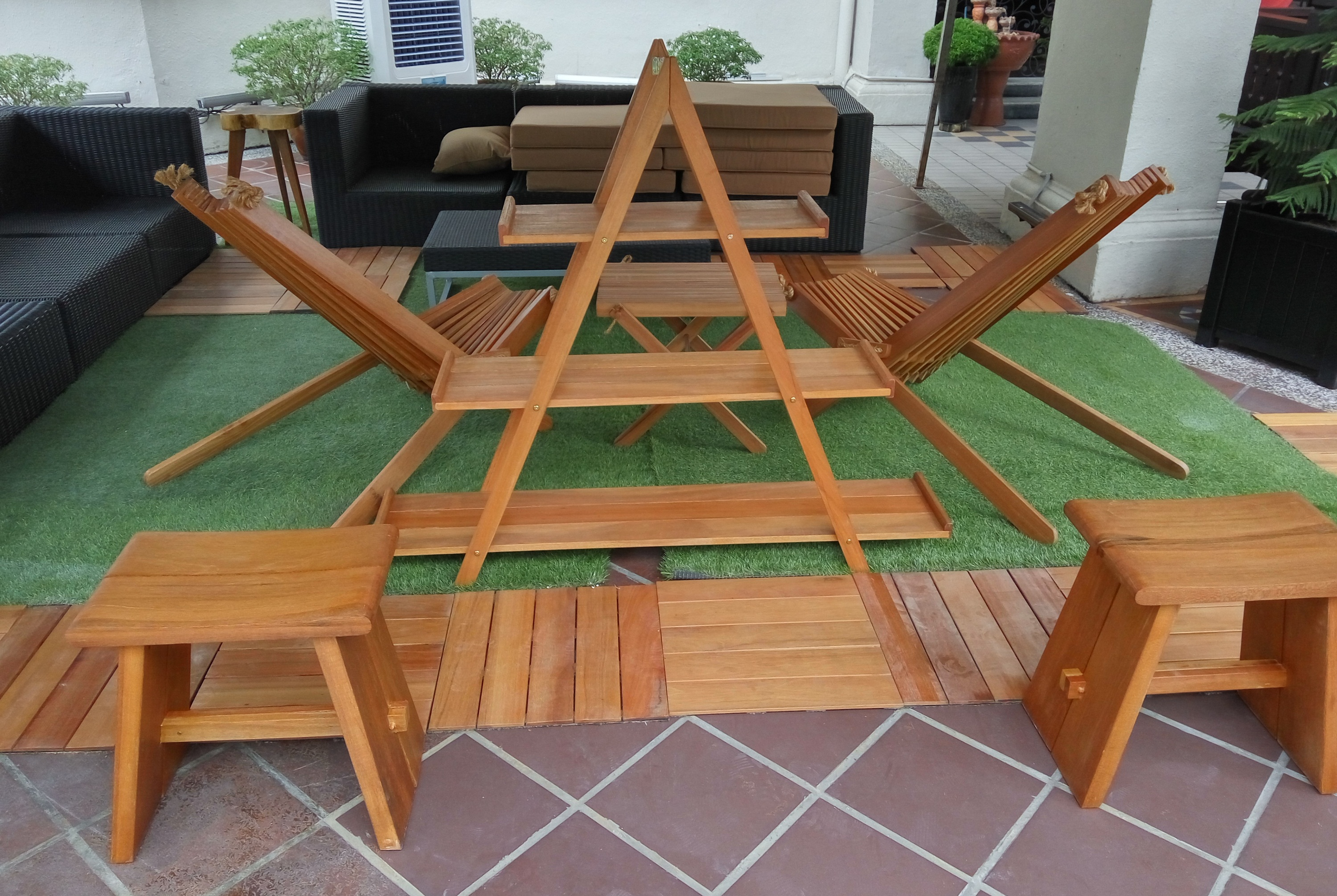 Balau Wood, Balau Furniture, Balau Furniture Malaysia ...