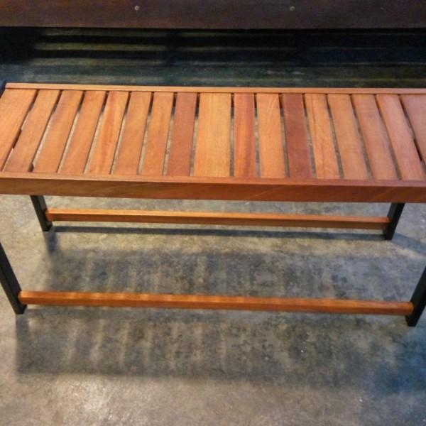 Balau Wood Bench