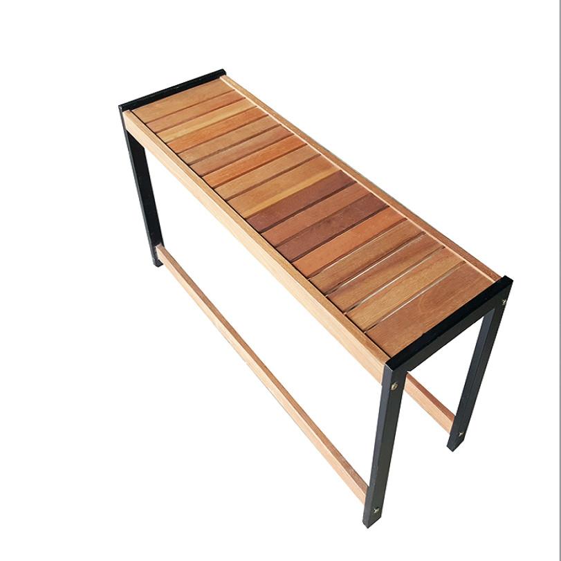 Solid-Balau-Wood Indoor Outdoor Foter Long