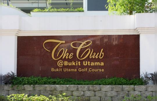 The Club ,Bandar Utama Golf Course