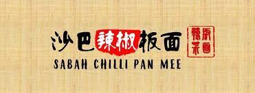 sabah chili pan mee