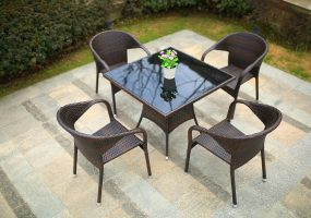 Outdoor Dining Set, JHA-0277