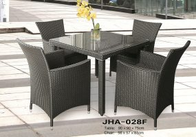 Cafe Outdoor Set, JHA-028F