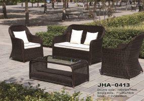 Rattan Design Sofa, JHA-0413