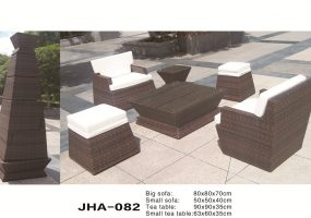 Space Saver Outdoor Sofa , JHA-082