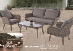 Designer Sofa Set, JHA-095