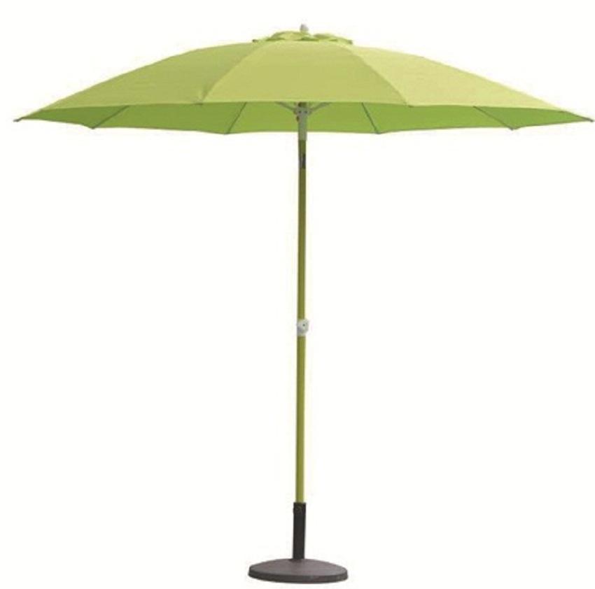 JHA-1003A, Parriot green umbrella