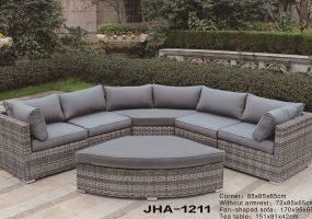 U Shape Sofa Set, JHA-1211