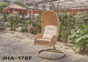 Outdoor Rattan Swing,  JHA-178F