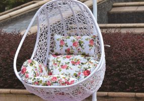 Rattan Design Swing, JHA-178P