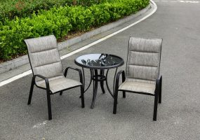 Metal Patio Set, JHA-325