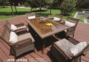 Designer Rustica Dining Set, JHA-6032