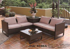 Curve Garden Sofa, JHA-8036A