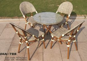 Bistro Dining Set , JHA-788