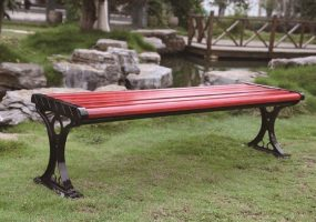 Outdoor Backless Bench, JHA-LC011