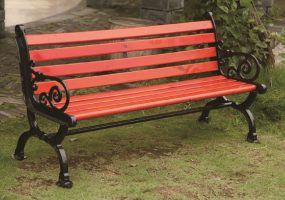 Lawn Wooden Bench, JHA-LC025