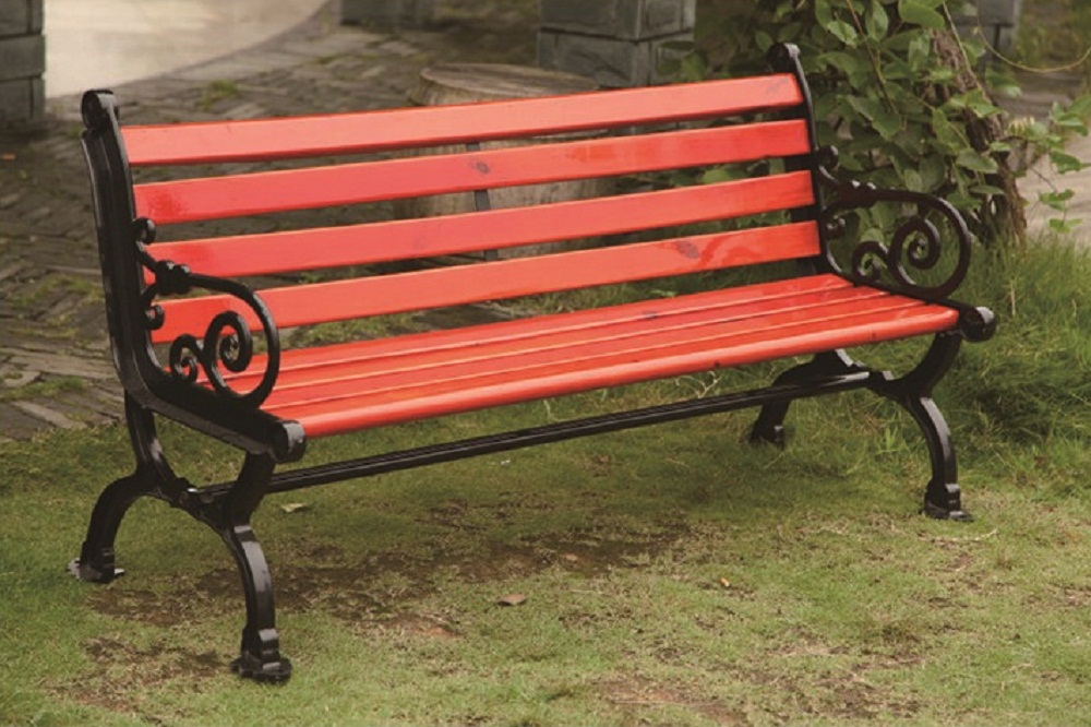 Artificial Wooden Bench