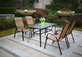 Outdoor Dining Set, JHA-T43