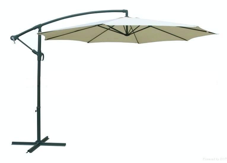 decon outdoor parasol, parasol manufacturer