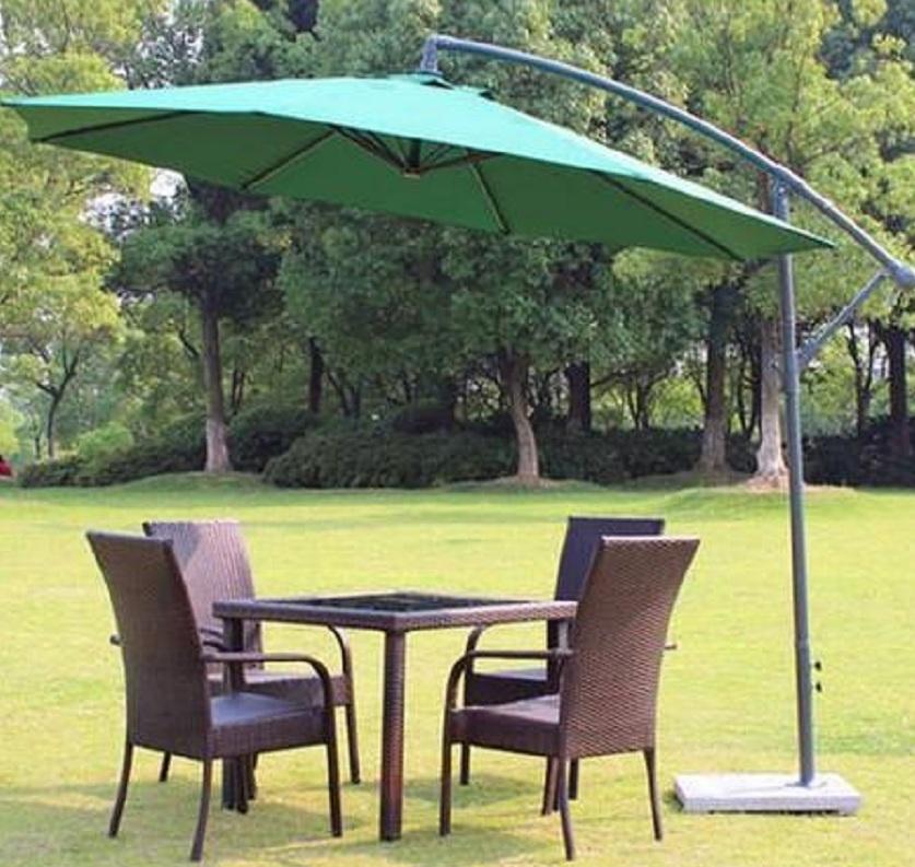 decon parasols, decon umbrellas