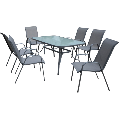 Deck Dining Table Set