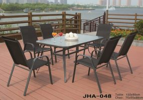 Deck Dining Table Set , JHA-048