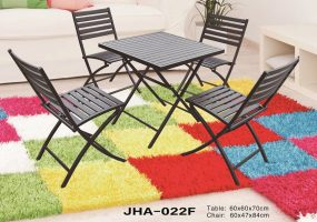 Polywood Folding Patio Set, JHA-22F