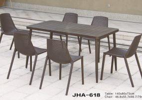 Danish Carton Dining Set, JHA-618