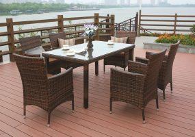 Outdoor Dining Set, JHA-0282