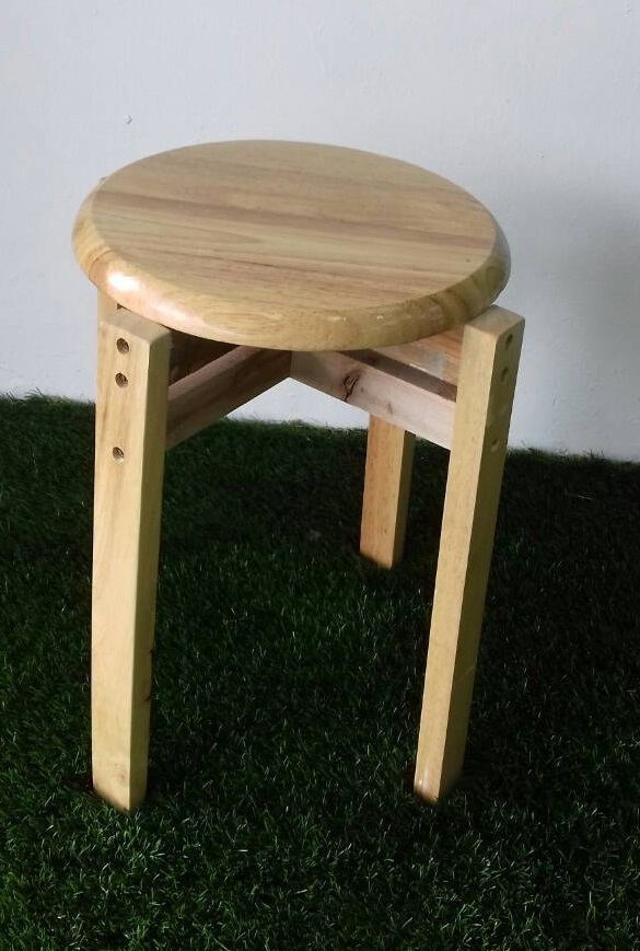 SS-01WS,Wooden Stool