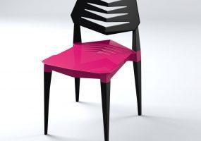 Designer Chair, BLF-1002