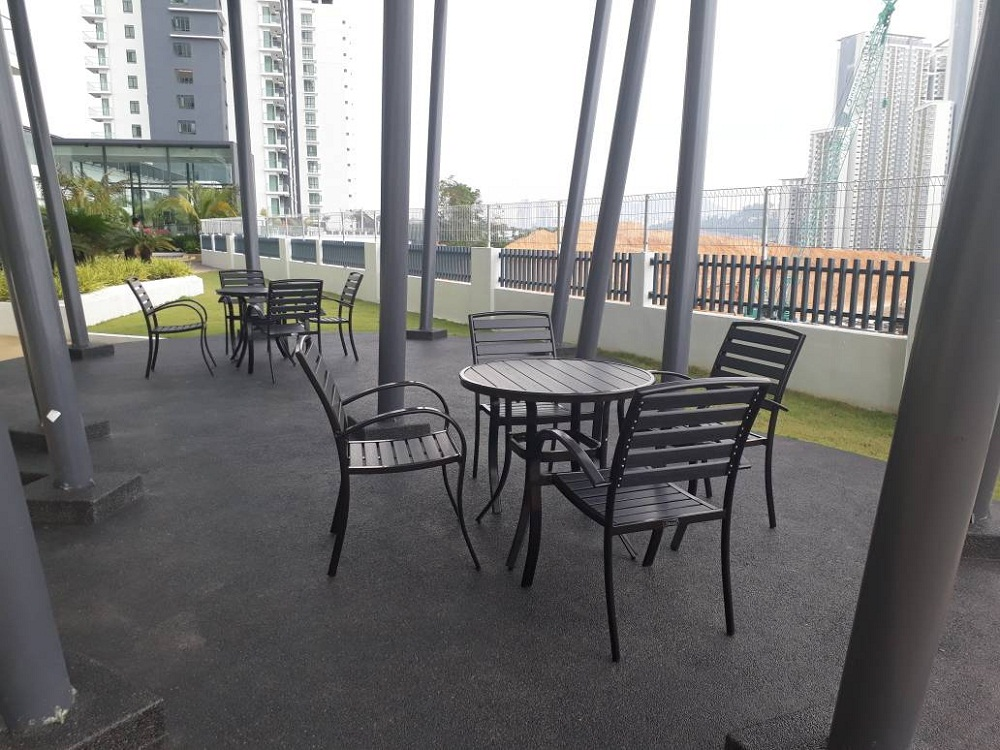 Roof top furniture
