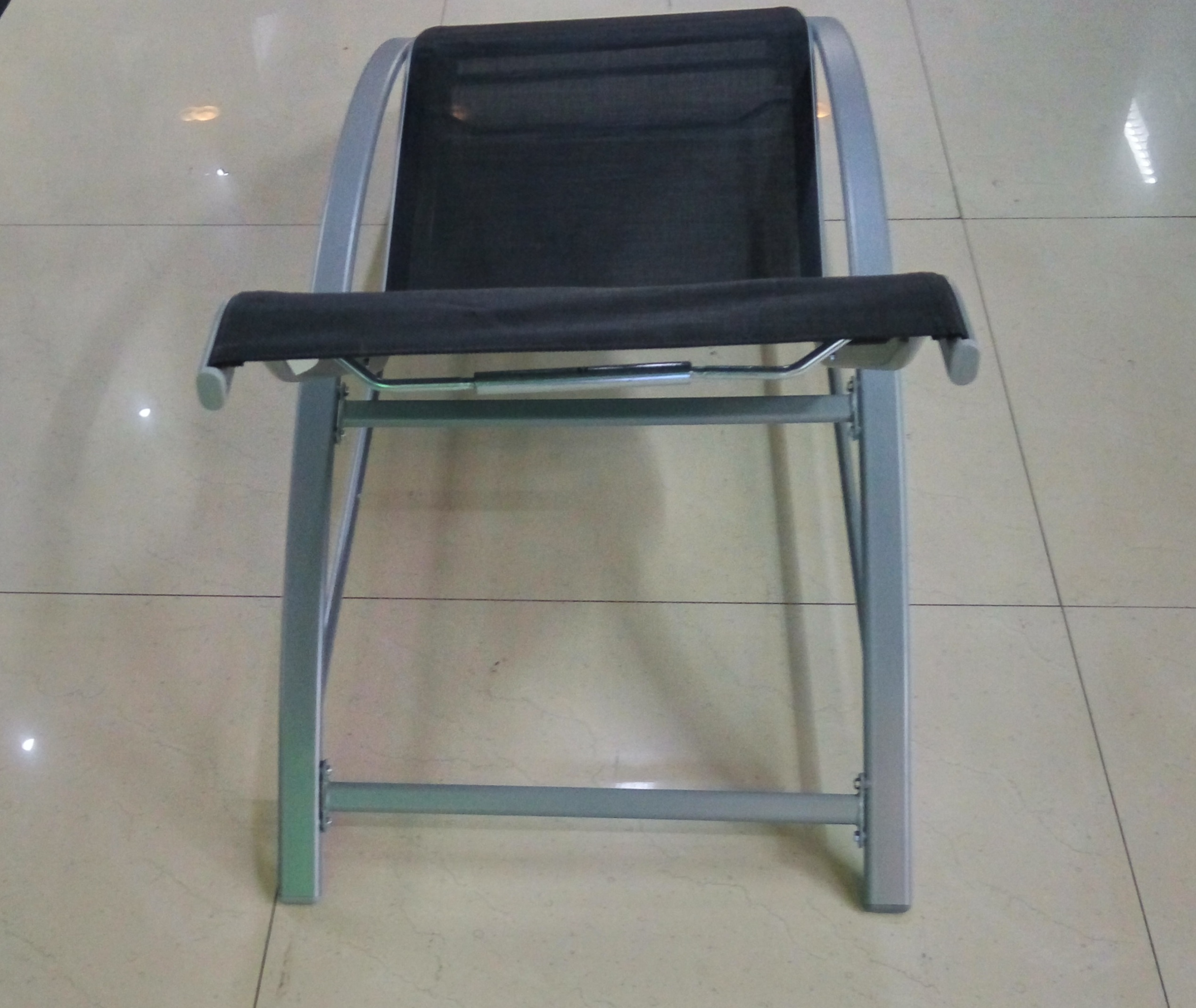 lounger back view