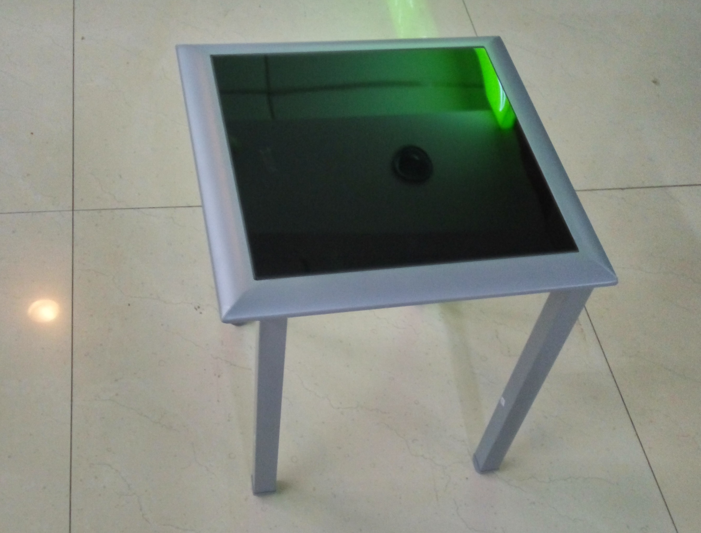 side table, stock