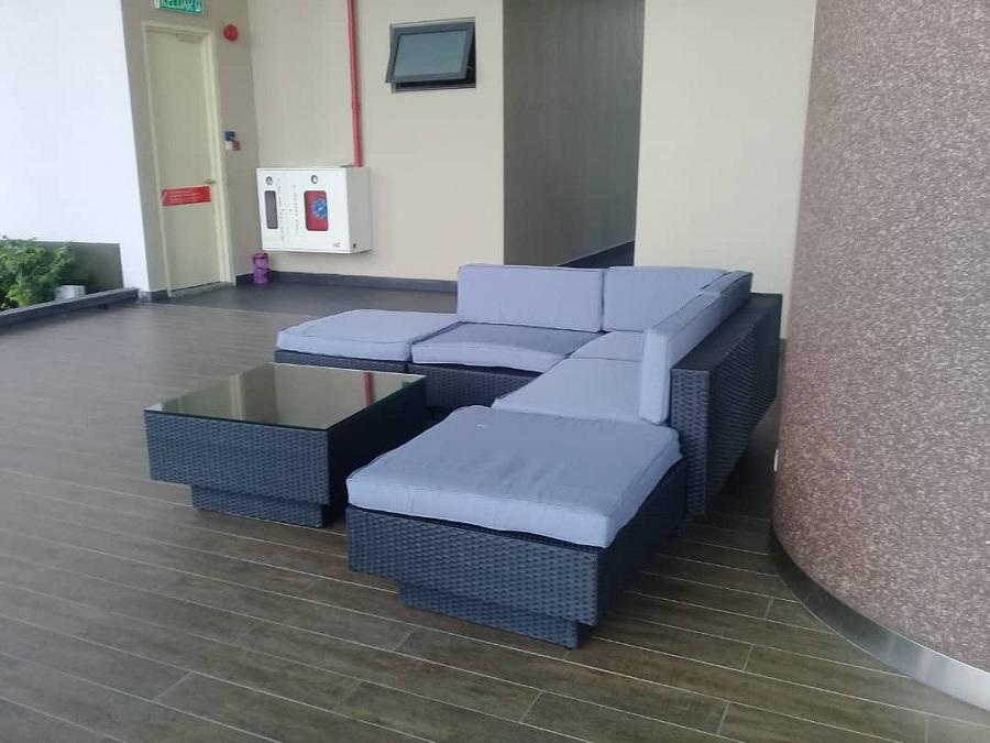 Menara Sunway Decon Designs Outdoor Furniture Malaysia