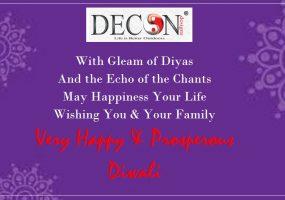 Decon Designs, Happy Diwali 2018