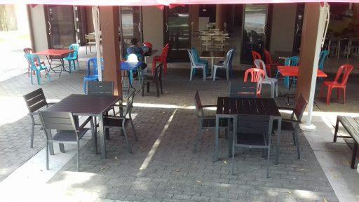 Restoran Gamelan, Dataran PHB